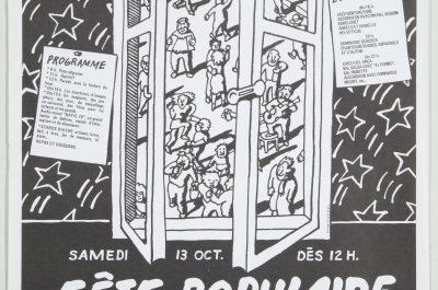 Les « années 68 » à Genève au prisme d'archives des contestataires