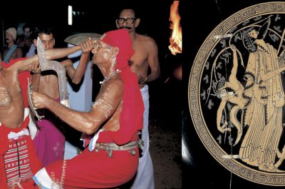 Musique et possession: rencontre entre un ethnomusicologue et un historien des religions