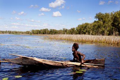 Rêver son territoire: les Aborigènes d'Australie aujourd'hui