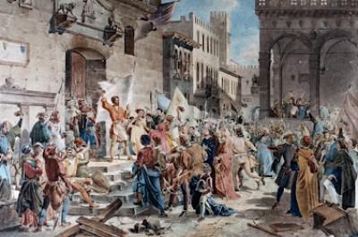 Il tumulto. La révolte des Ciompi (Florence, 1378)